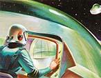 future customer in space