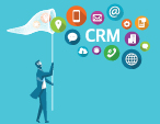 wrangling CRM technology