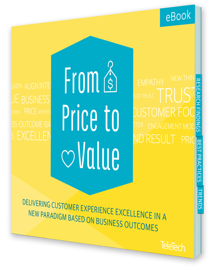 From Price to Value, delivering customer experience excellence