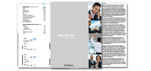 TeleTech 2007 Annual Report