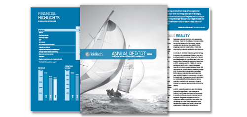 TeleTech 2010 Annual Report