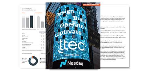 TTEC 2017 Annual Report