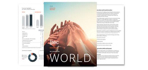 TTEC 2018 Annual Report