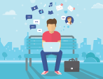 Facebook leads social media trends