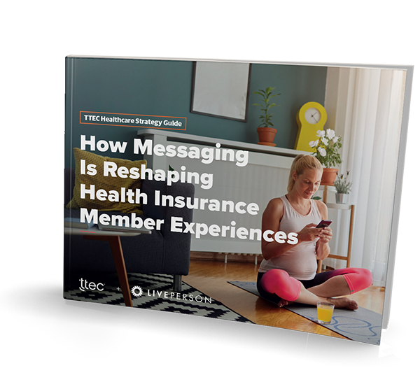 How Messaging is Reshaping Health Insurance Member Experiences cover image