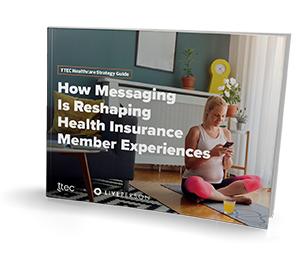 How Messaging is Reshaping Health Insurance Member Experiences small thumbnail cover image