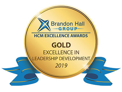 Brandon Hall Group Gold Award for Excellence in Leadership Program