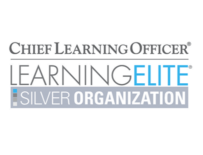 Chief Learning Officer with a LearningElite Silver Award