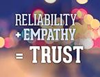 employee engagement requires trust