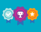 gamification awards for associates