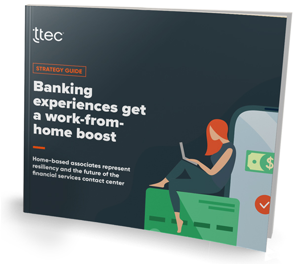 Banking experiences get a work-from-home boost cover image