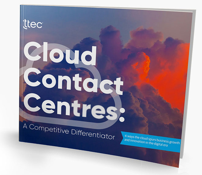 cloud contact centre strategy guide cover image