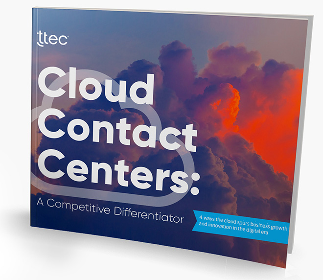cloud contact center strategy guide cover image