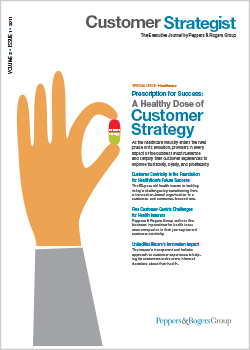 Subsribe for the Customer Strategist