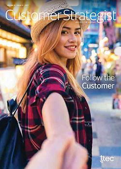 Subsribe for the Customer Strategist