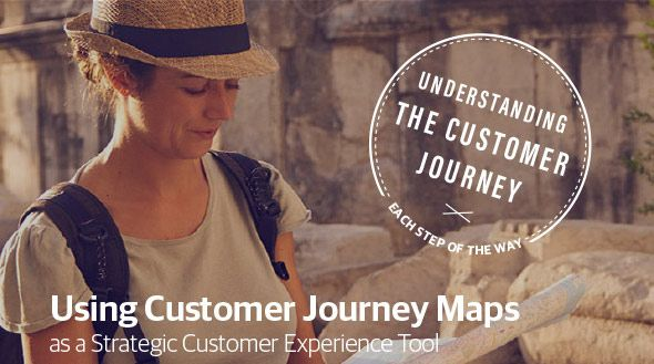 Customer Journey Maps as a Customer Experience Tool