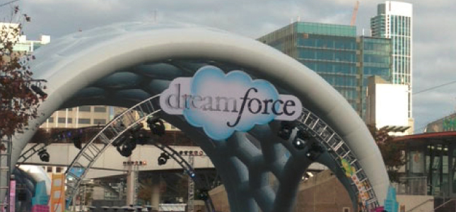 Technology Meets Customer Experience at Dreamforce