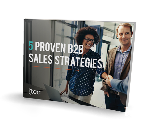 5 Proven B2B Sales Strategies