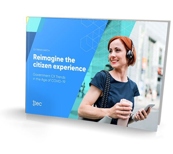 Reimagine the Citizen Experience cover image