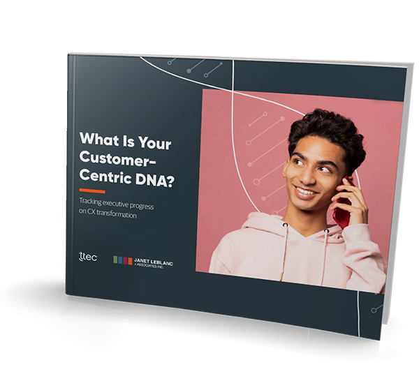 Research Special Report: What is Your Customer-Centric DNA? cover image
