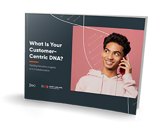 Research Special Report: What is Your Customer-Centric DNA? small thumbnail cover image