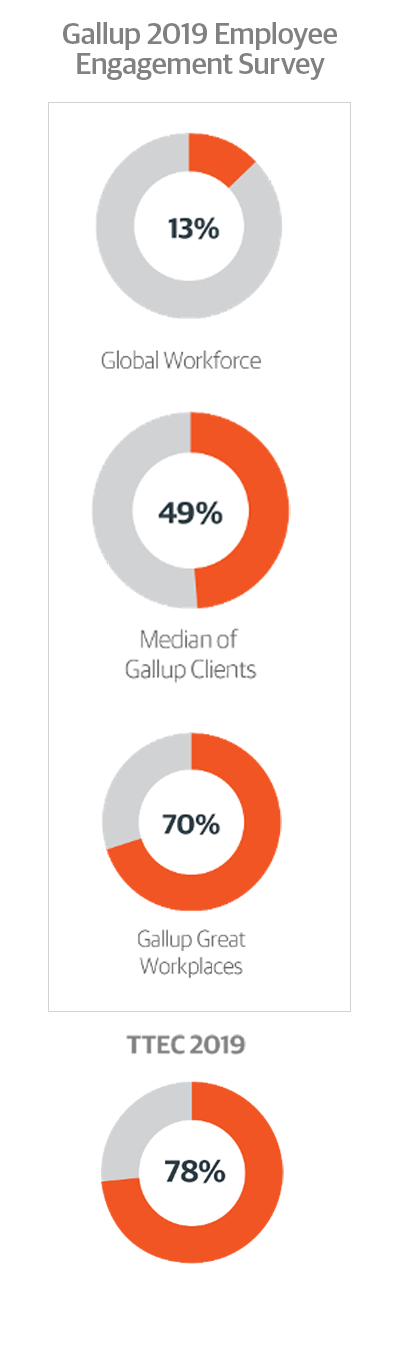2019 employee engagement survey