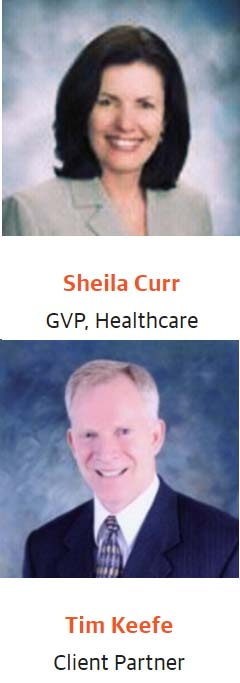 Sheila Curr and Tim Keefe headshot photos