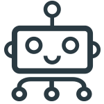 call center automation icon