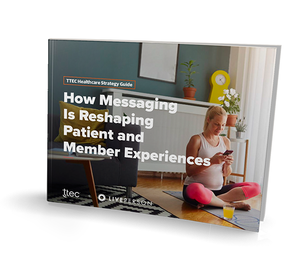 How Messaging Is Reshaping Patient and Member Experiences cover image
