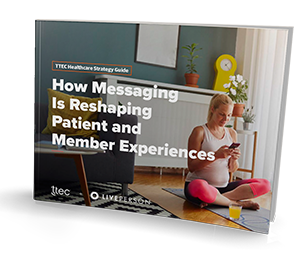 How Messaging Is Reshaping Patient and Member Experiences small thumbnail cover image