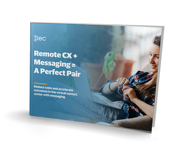 Remote CX + Messaging = A Perfect Pair cover image