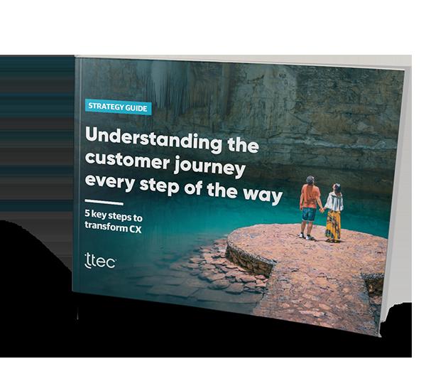 5 Key Steps to Transform CX cover image
