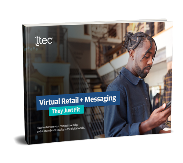 Virtual Retail + Messaging: They Just Fit cover image