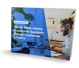 Work-From-Home Customer Support Drives Customer Loyalty small thumbnail cover image