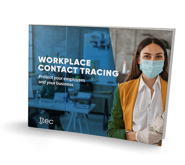 Workplace Contact Tracing cover image