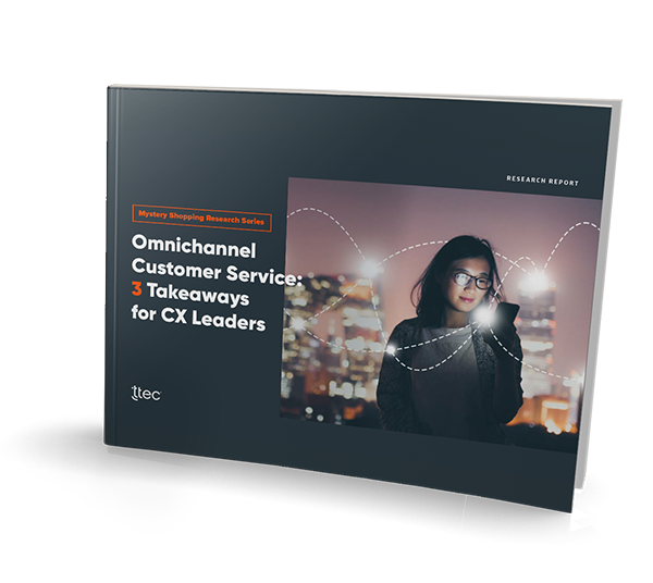 Omnichannel Customer Service: 3 Takeaways for CX Leaders cover image