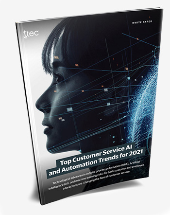Top Customer Service AI and Automation Trends for 2021