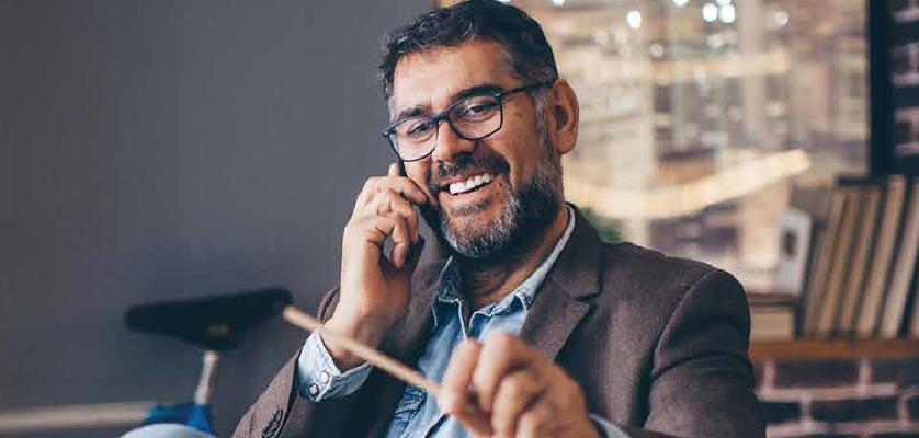 moving units at a top telecommunications provider