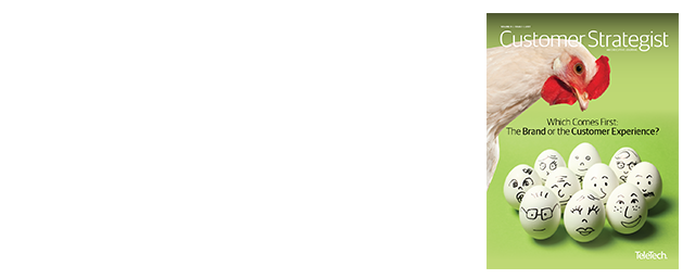 The Customer Strategist journal provides executives with insight that leads to innovative strategies for building more profitable customer relationships. It is published quarterly online and in print.