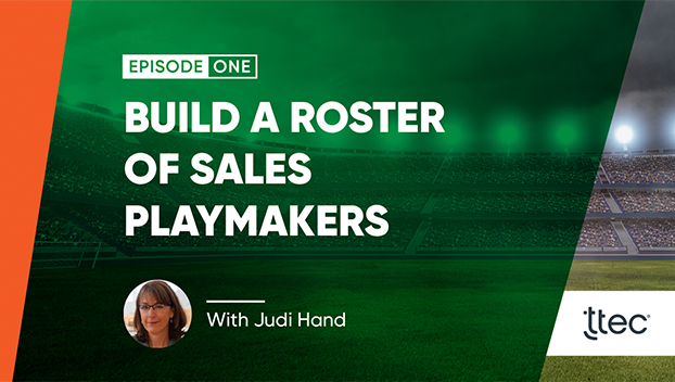 Build a roster of sales playmakers