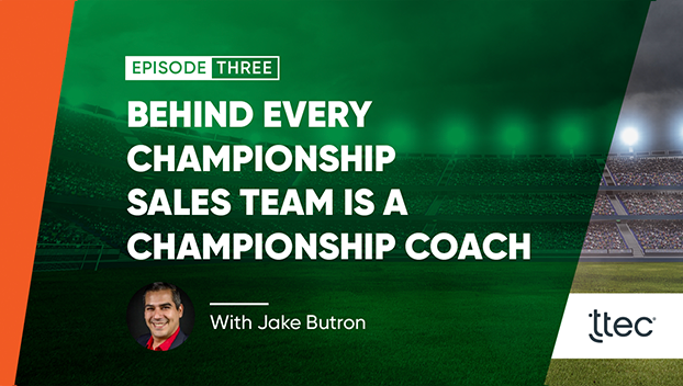 Behind every championship sales team is a championship coach