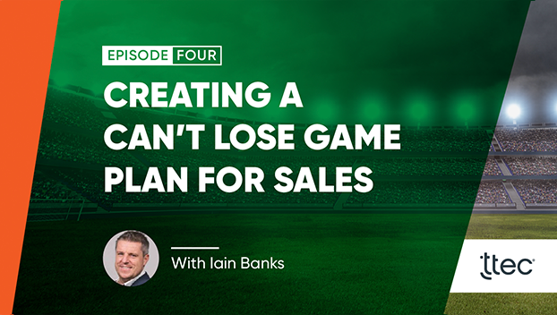 Creating a can't lose game plan for sales