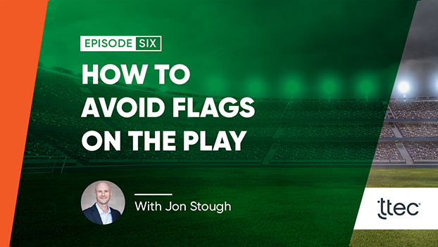 How to avoid flags on the play