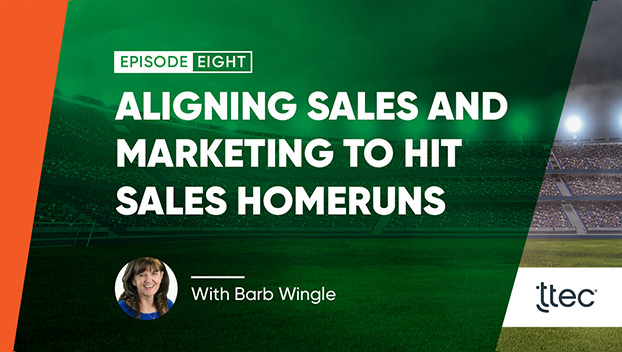 Aligning sales and marketing to hit sales homeruns
