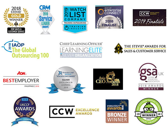TTEC is award winning in helping companies achieve their sales goals