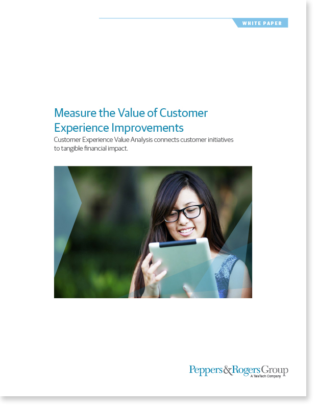 customer experience research paper Download paper  customer experience is now a critical differentiator in the  competitive tv market and  download your free copy of the research now.